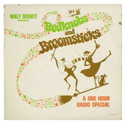 Bedknobs and Broomsticks Radio Campaign Record.