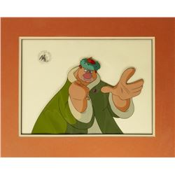 Original Production Cel from Mickey's Christmas Carol.
