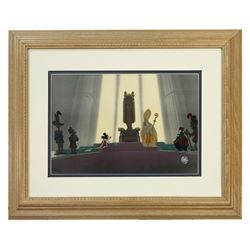 Original The Prince and the Pauper Production Cel.