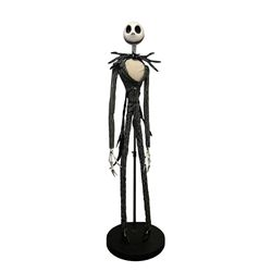 Jack Skellington Posable Life-Size Figure.