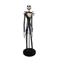 Jack Skellington Posable Life-Size Figure.