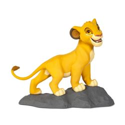 Simba Hand-Painted The Lion King Maquette.