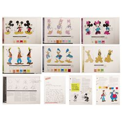 Disney Character Style Guide for Disney Store.
