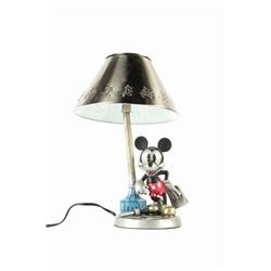 Disney Home Mickey Mouse Table Lamp.