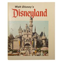 Walt Disney's Disneyland by Marty Sklar.