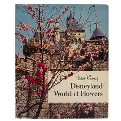 Disneyland World of Flowers Book.