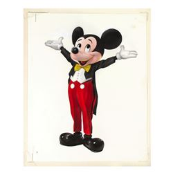 Original Mickey Mouse Promotional Art by Charles Boyer.