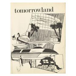 Tomorrowland Cast Member Manual.
