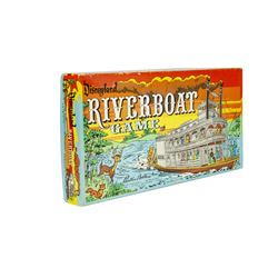 Disneyland Riverboat Game.