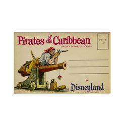 Pirates of the Caribbean Souvenir Photo Mailer.