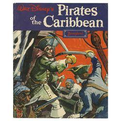 Pirates of the Caribbean Souvenir Guidebook.