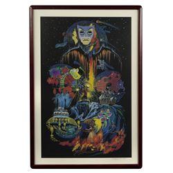 Fantasmic! Cast Member Charles Boyer Print.