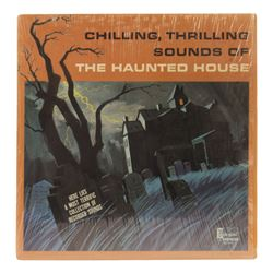 The Haunted House Chilling Sounds Record.