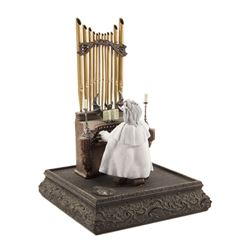 Haunted Mansion Phantom Organ Player Sculpture.