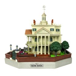 Haunted Mansion Magical Big Figurine.