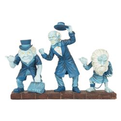 Haunted Mansion Hitchhiking Ghosts Bobblehead.