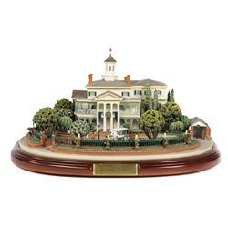 Olszewski Haunted Mansion Model with Light Box.