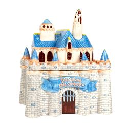 Disneyland 40th Anniversary Castle Cookie Jar.