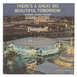 General Electric Carousel of Progress Record.