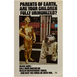 Star Wars US Department of Health Poster.