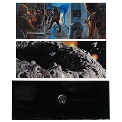 The Empire Strikes Back Promotional Portfolio.
