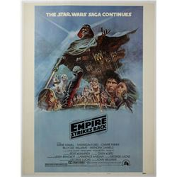The Empire Strikes Back Style B 30x40 Poster.