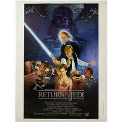 Return of the Jedi Style B 30x40 Poster.