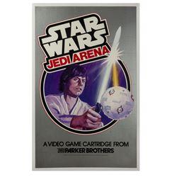 Star Wars: Jedi Arena Atari 2600 Promotional Poster.
