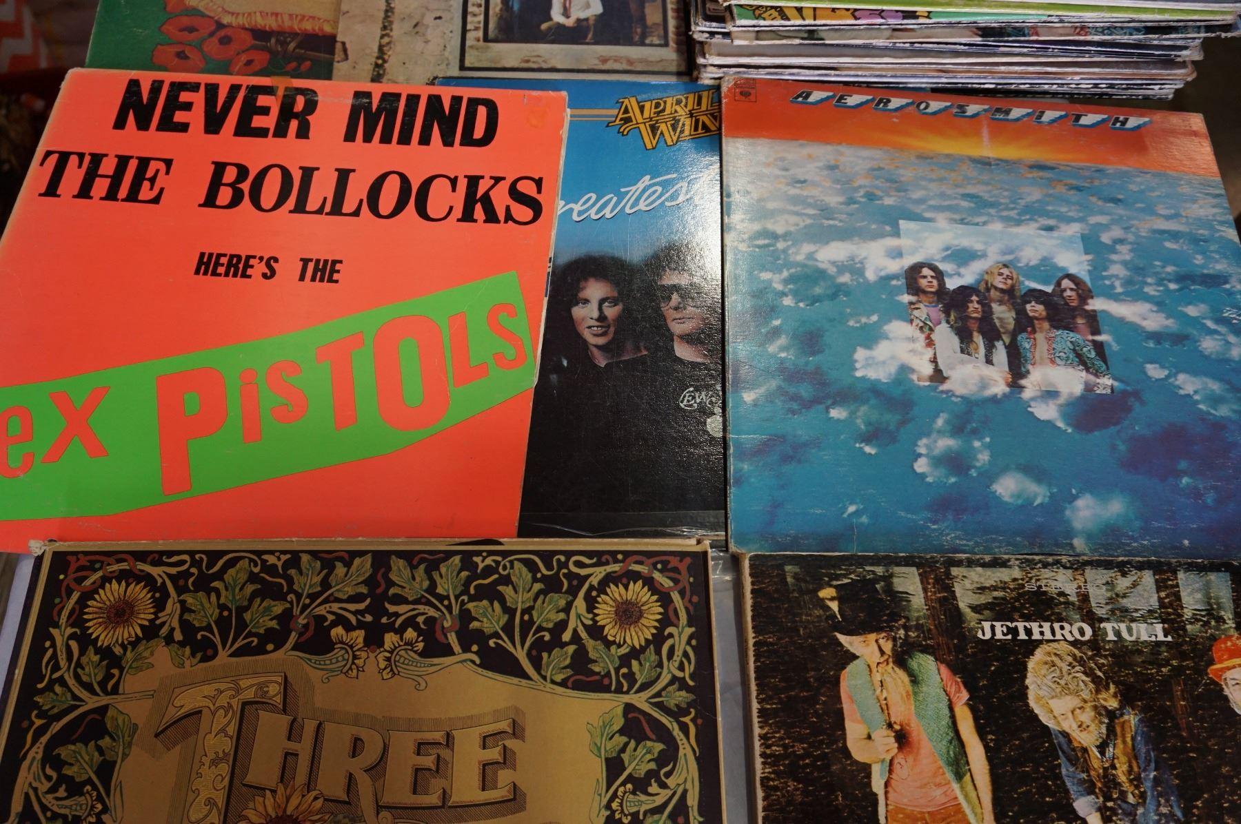 RARE 1960S ROCK N ROLL RECORDS