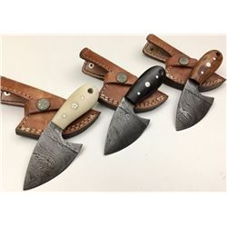 Great Selection of Hunter Knives..