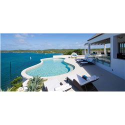 7 Nights of Luxury Waterview Villa Accommodation up to 2 Villas in Antigua