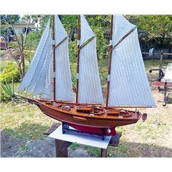 Boat Collector Delight in this Beautiful Boat Model