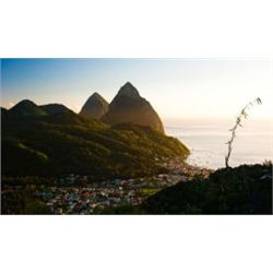 Come to St. Lucia for 7-10 Nights at Oceanview Rooms For 6 People