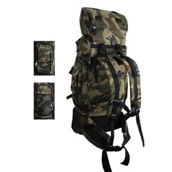 "Camouflage 30"" Backpack"