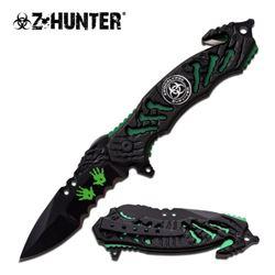 Z-Hunter Spring Assisted Knife