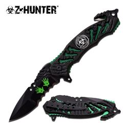 Z-Hunter Spring Assisted Knife