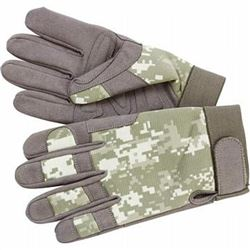 Casual Outfitters Multi Purpose Digital Camo Gloves