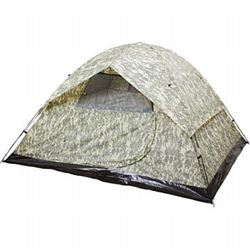 Affordable 6 Person Camping Tent and Drawstring Storage Bag