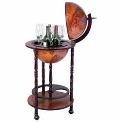 A Must Have For Your Home Decor---Wine Globe For Wine Collectors