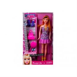 FREE SHIPPING Fashion Doll With Accessories a Great Children Doll Collector