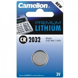 3 Volt Lithium Button Cell Battery