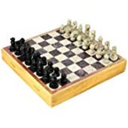 Handmade Soapstone Chess Sets