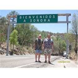Sonora Cast and Blast Adventure in Mexico For 2 People