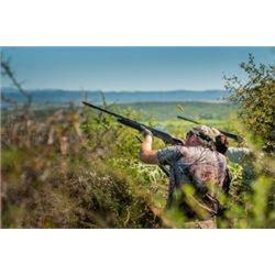 WING SHOOTING SAFARI/2 NIGHTS/4 HUNTS/ 3 HUNTERS in ARGENTINA