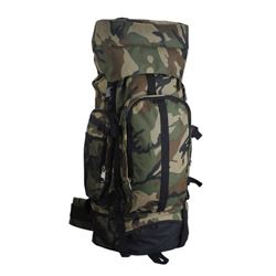 """Camouflage 30"""" Backpack Water Resistant"""