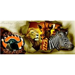 Luxury Hunting in South Africa For 2 Hunters For 12 Days + $3,000 Trophy Credit Any Trophy Animal