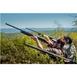 2  Nights Wingshooting Hunting For 3 Hunters/ 4 Hunts in Argentina With OC  Outfitter