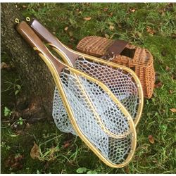 Handmade Fly Fishing /Trout Landing Net