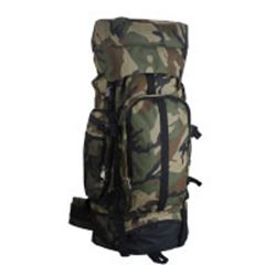 "Heavy Duty Camouflage 30"" Mountaineer Backpack"