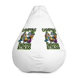 Are You A Camper/ Bean Bag For Comfort
